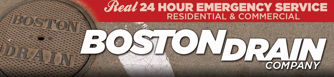 Boston Drain Company Logo